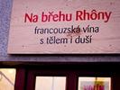 WINE BAR PRAGUE 2 NA BŘEHU RHÔNY BAR ā VINS PRAHA 2
